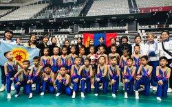Зургаан настнууд Олон улсын тэмцээнээс алтан медаль авчээ