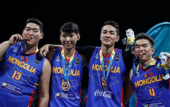 Манай U23 шигшээ баг Украиныг хожиж, хүрэл медаль хүртлээ