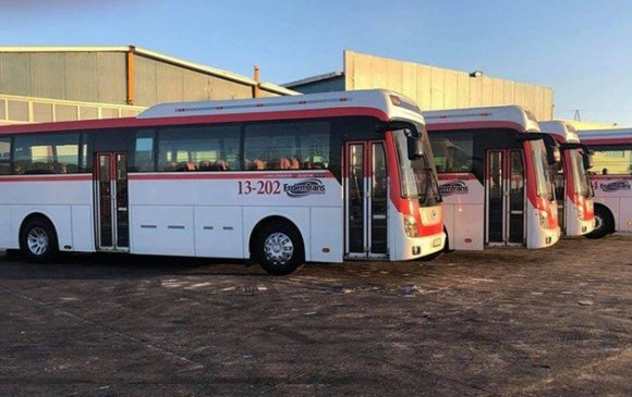 Улаанбаатар-Налайхын чиглэлд байгалийн шингэрүүлсэн хийн хөдөлгүүрт автобус явуулна