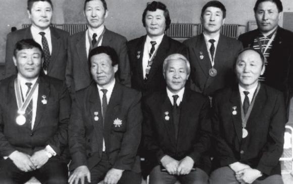 Монгол Улс Олимпийн наадмаас анх удаа медаль хүртэв /1968.10.12/