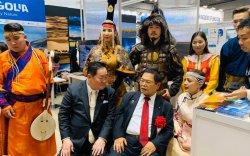 """Монгол Улс """"ЖАТА-2019"""" үзэсгэлэнд оролцож байна"""