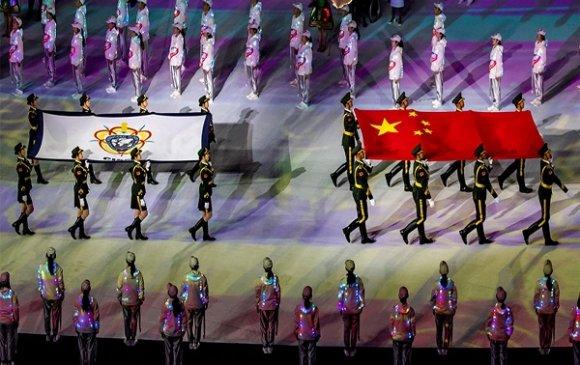 Дэлхийн цэргийн спортын наадмаас Хятадын баг хасагджээ