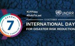 """Өнөөдөр """"Гамшгийн эрсдэлийг бууруулах олон улсын өдөр"""""""