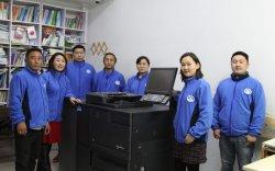 """""""МУИС ПРЕСС ТӨВ"""" хэвлэх үйлдвэртээ техник, технологийн шинэчлэлт хийлээ"""