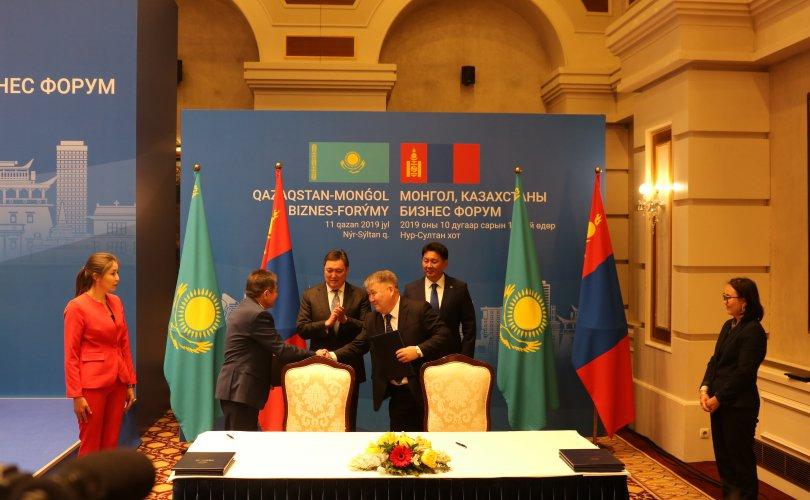 Айлчлал: Жилд 25 тонн алт, 50 тонн мөнгө цэвэршүүлэх үйлдвэрт Казахстан улс дэмжлэг үзүүлнэ