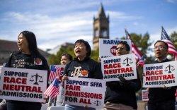 Харвардын сургууль азиудыг ялгаварласан уу?