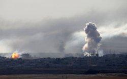 Турк Сирид цохилт өгч, 399 курдыг хөнөөжээ