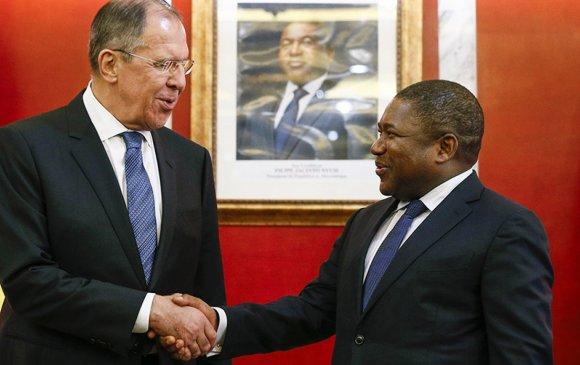 Африк дахь Оросын бодлого