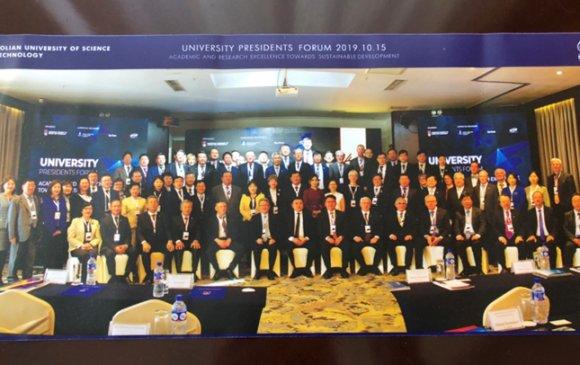 Тайвань, Монголын Технологийн их сургуулиуд хамтын ажиллагаагаа зузаатгалаа