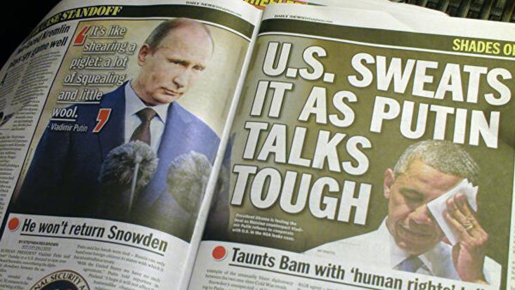 Оросын талаар эерэг мэдээлэл бага байгааг судалгаа харуулжээ