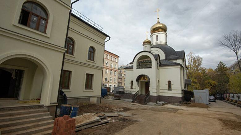 Москва хотод 200 сүм барих төсөл хэрэгжиж байна