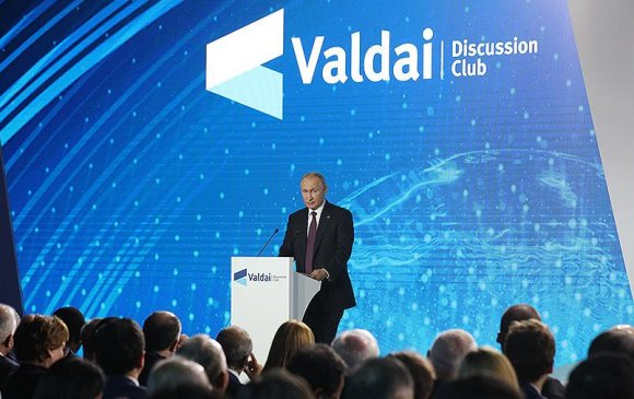Путин: АНУ Азид пуужин байрлуулбал яаралтай хариу барина