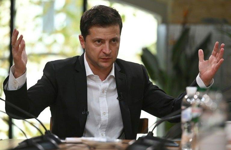 Украины Ерөнхийлөгч цэргээ татахгүй бол Путинтэй уулзахгүй гэв