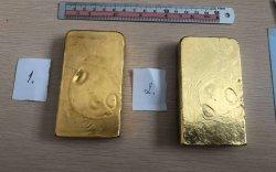 2.735 кг алт хилээр гаргахыг завджээ
