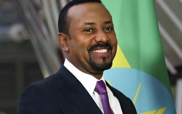 Этиопийн Ерөнхий сайд Нобелийн Энх тайвны шагнал хүртэв