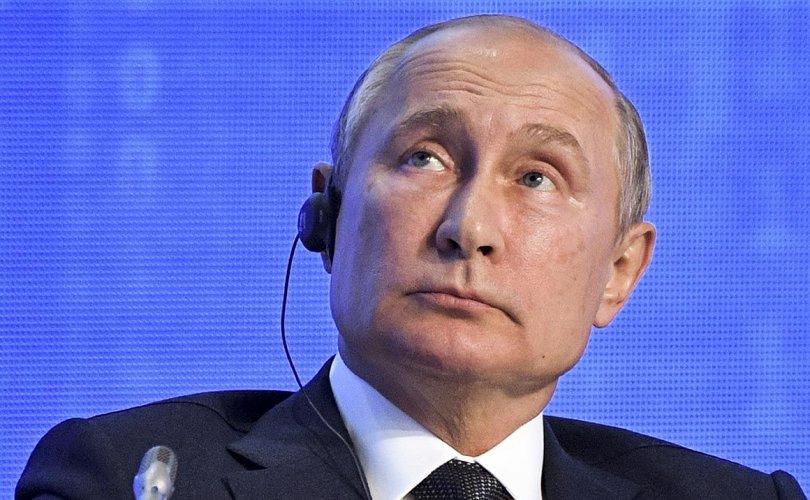 Путин: АНУ-ын сонгуульд ОХУ хөндлөнгөөс оролцоно