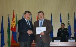 Төв аймгийн орон нутгийн хамгаалалтын төлөвлөгөөг гардуулан өглөө