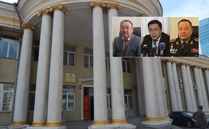 Б.Цэнгэл, генерал Д.Даваа нарыг Элчин сайдаар томилно