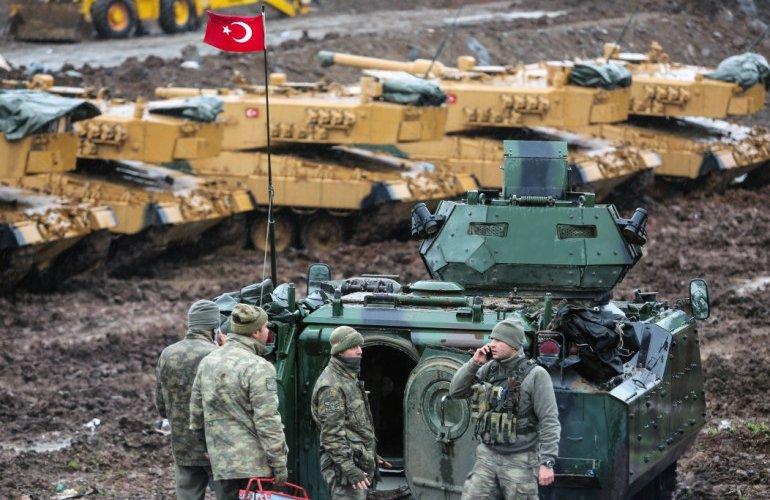Турк Сирид 277 террористыг устгаснаа мэдэгдэв