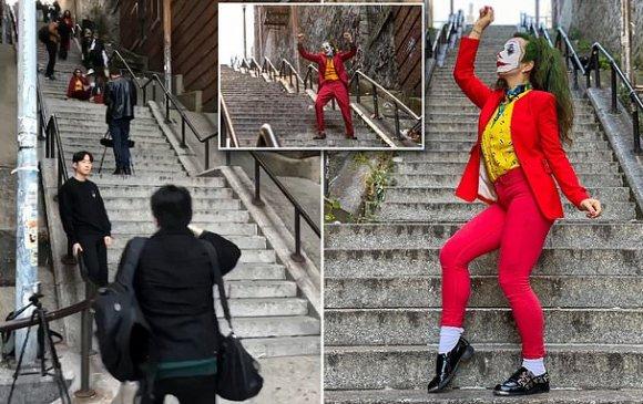 """""""Joker""""-ийн шат жуулчдын очих дуртай газруудын нэг болжээ"""