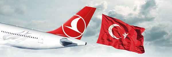 Нислэгийн тийз аваад Turkish Airlines-ийн нислэгт үнэгүй нисэх сугалааны азтан болоорой