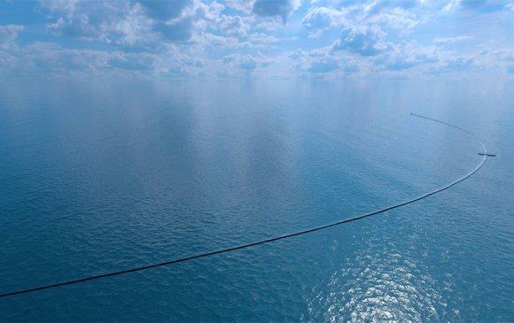 Номхон далайн хогийг цэвэрлэж эхэллээ
