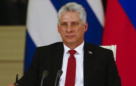 Кубын Ерөнхийлөгчөөр Мигель Диас-Канель сонгогджээ