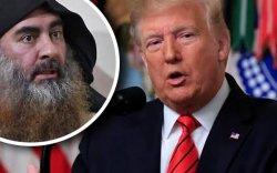 Трамп: Исламын улс бүлэглэлийн толгойлогч нохойн үхлээр үхсэн