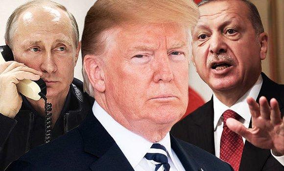Сирийн асуудалд АНУ оролцох орон зай үлдсэнгүй