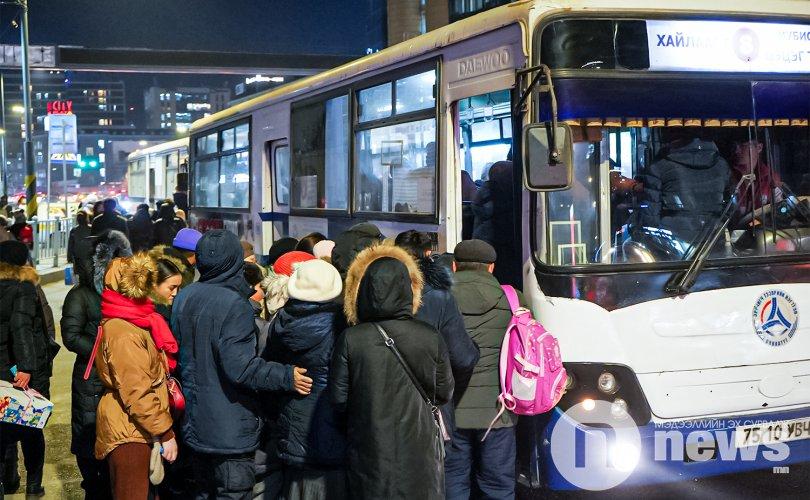 Автобусны тоо цөөрснөөс зорчигчид багталцахгүй байна
