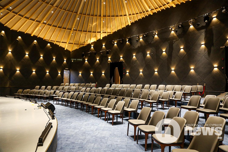 Гэр Театр 4