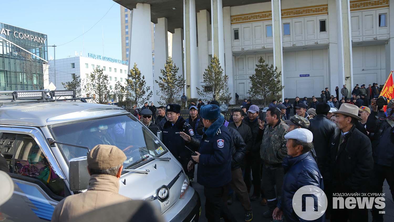 Монголын үндэсний фронт хөдөлгөөн жагсаал (10)