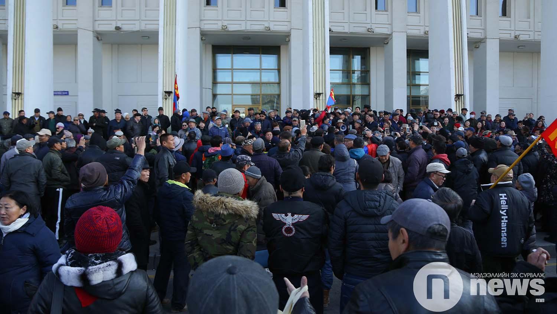 Монголын үндэсний фронт хөдөлгөөн жагсаал (13)