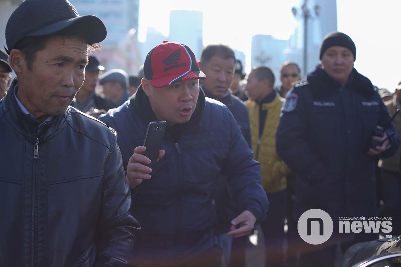 Монголын үндэсний фронт хөдөлгөөн жагсаал (19)