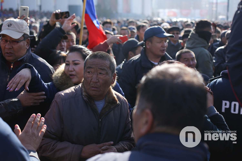 Монголын үндэсний фронт хөдөлгөөн жагсаал (20)