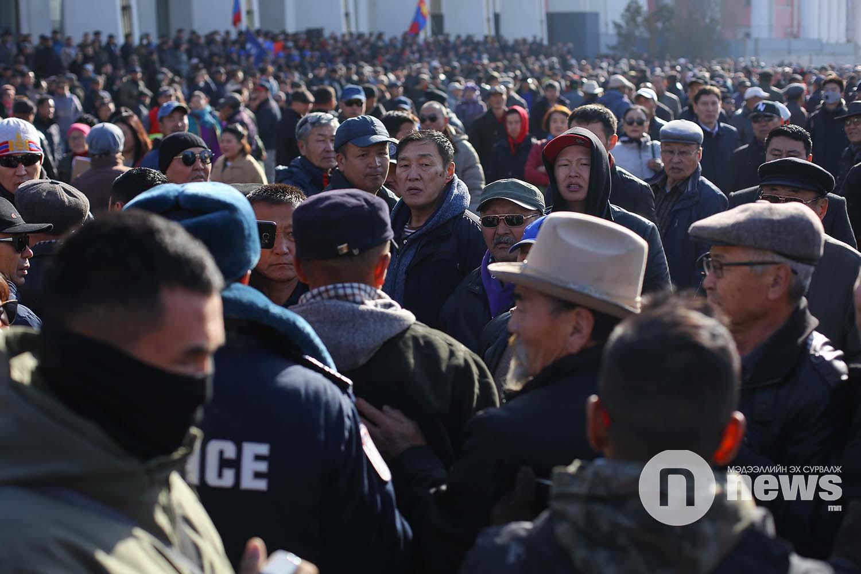 Монголын үндэсний фронт хөдөлгөөн жагсаал (21)