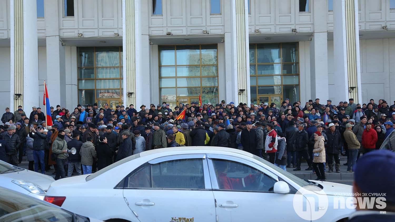 Монголын үндэсний фронт хөдөлгөөн жагсаал (6)