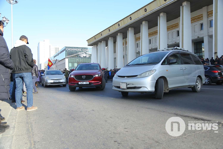 Монголын үндэсний фронт хөдөлгөөн жагсаал (9)