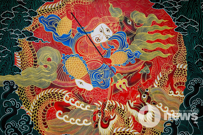Монгол арт галлерэй Япон 12