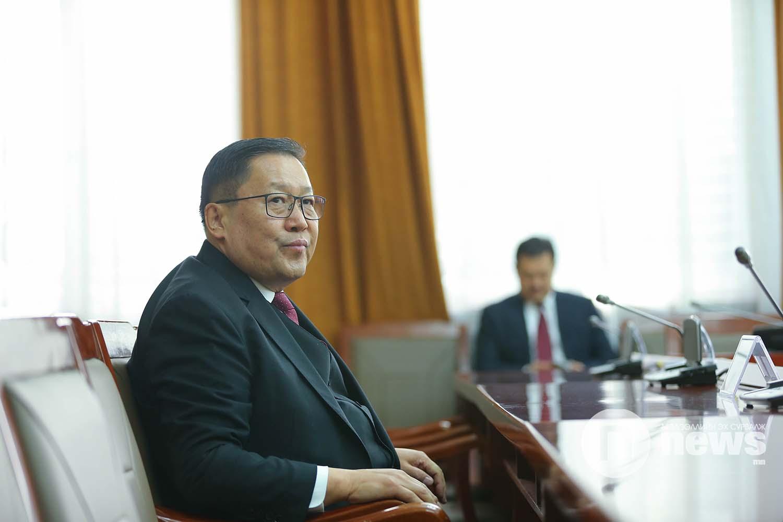 Н. Баяртсайхан Монгол банкны ерөнхийлөгч Эдийн засгийн байнгын хороо (5)