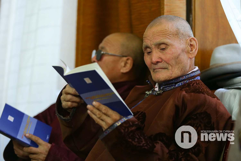 Тэргүүн сайд, Түшээт засаг, хошой чин ван Гадинбалын Чагдаржав - 150 жил эрдэм шинжилгээний хурал (22)