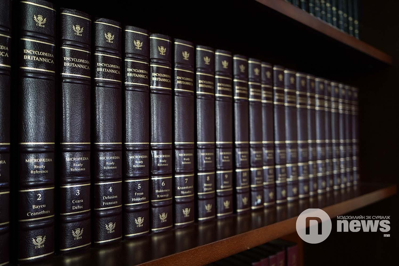 Төв номын сан Шинэ номын сангийн мэдээлэл (10)