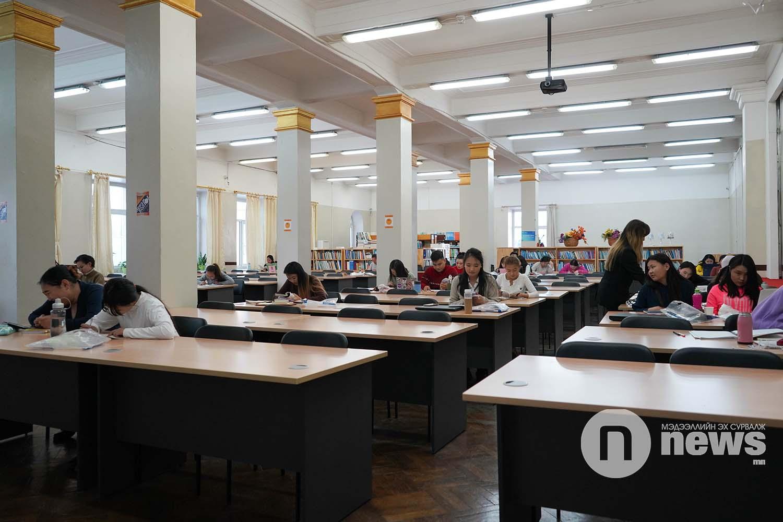 Төв номын сан Шинэ номын сангийн мэдээлэл (5)