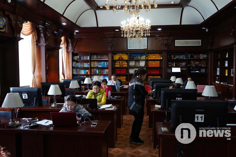 Төв номын сан Шинэ номын сангийн мэдээлэл (6)