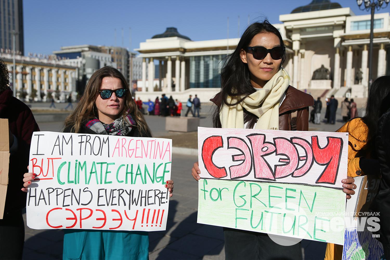 Цаг уурын өөрчлөлт жагсаал (15)