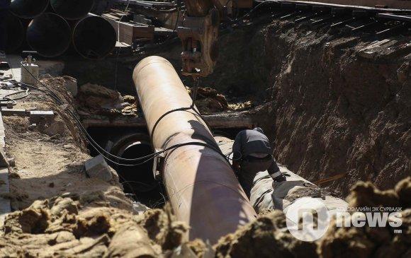 Төмөр зам, Зайсан орчмын хэрэглэгчдийн халуун усыг хязгаарлав