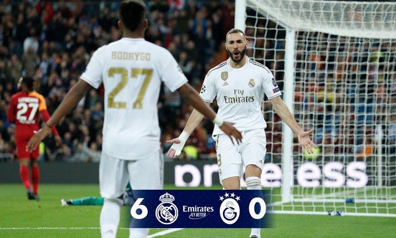 Реал Мадридын 19 настай залуугийн шоу болов