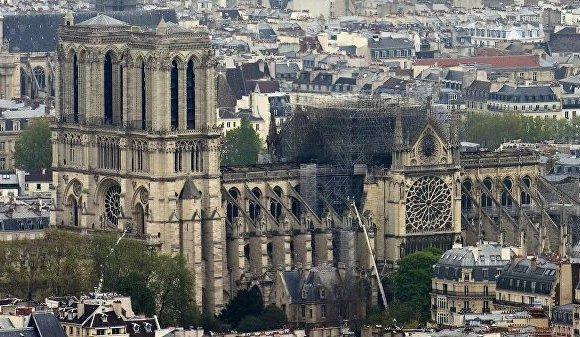 Дарь эхийн сүмийг сэргээхэд оросуудын тусалцааг авахаа Франц мэдэгдлээ