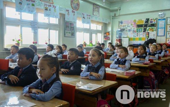 """""""9 сарын 1-нд цахимаар нээлт хийж, нэг ангид 25 сурагч хичээллэнэ"""""""