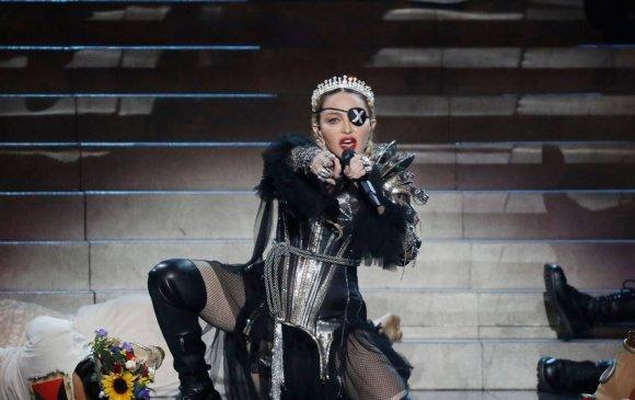 Мадонна шоугаа цуцлав